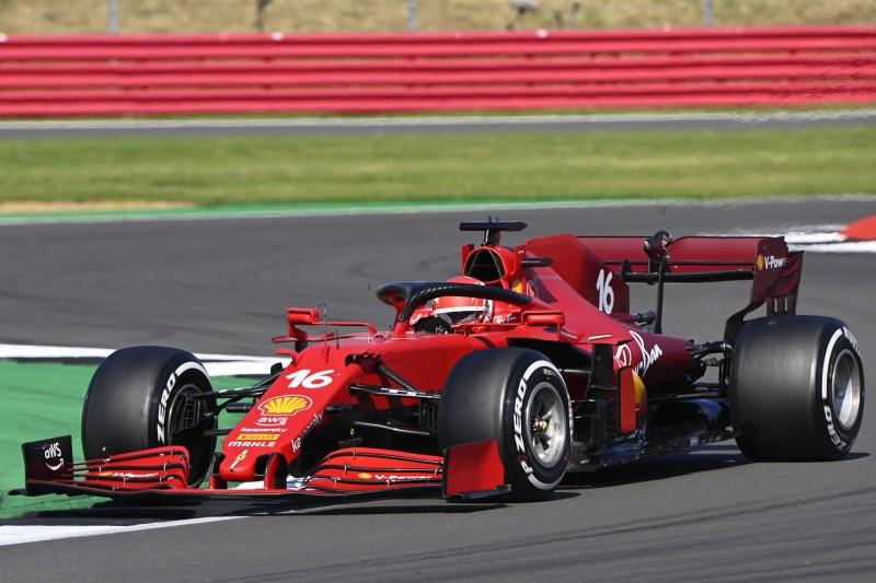 Charles Leclerc: Mein aggressiver Fahrstil passt nicht zum Hungaroring