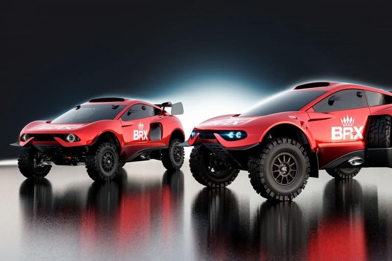 Prodrive stellt verbessertes Auto für die Rallye Dakar 2022 vor