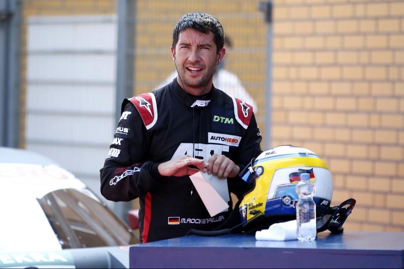Mike Rockenfeller verrät Schlüssel für Lausitzring-Podium am Samstag