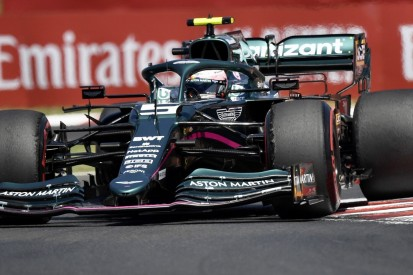 Sebastian Vettel nach P8 im Freitagstraining: Was Aston Martin noch besser machen muss