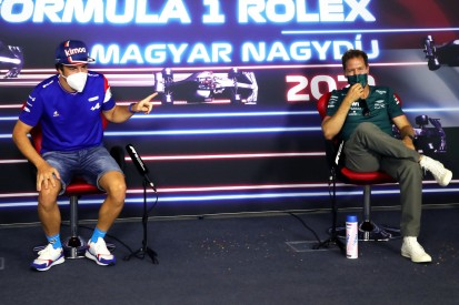 Alonso & Vettel: Ex-Champions streuen sich gegenseitig Rosen