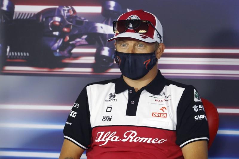 """Kimi Räikkönens Zukunft: """"Ich mache mir keinen Stress"""""""