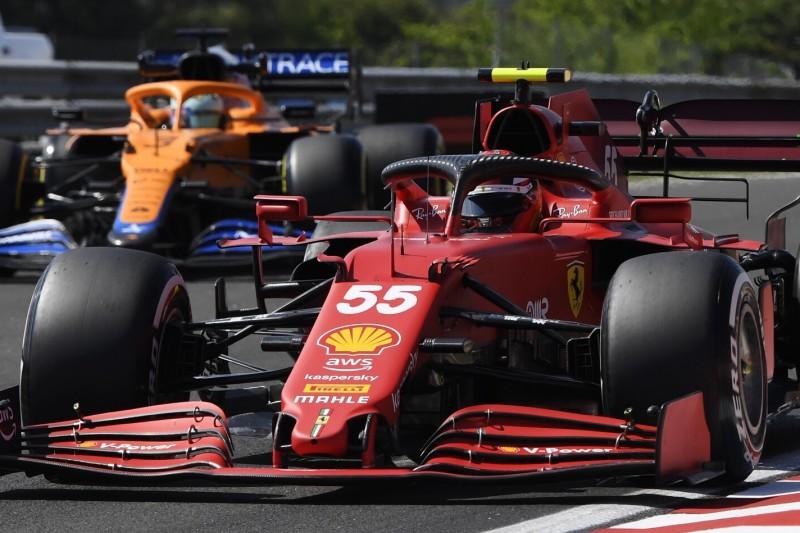 Charles Leclerc: Ferrari im Renntrimm stärker als McLaren