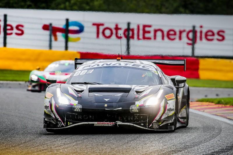 24h Spa 2021: Ferrari ringt Audi in Regen-Krimi nieder