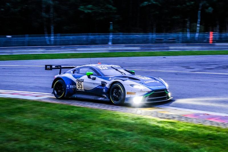 """24h Spa - Aston Martin holt erstes GT3-Podium, aber: """"Hatten Paket für Sieg"""""""