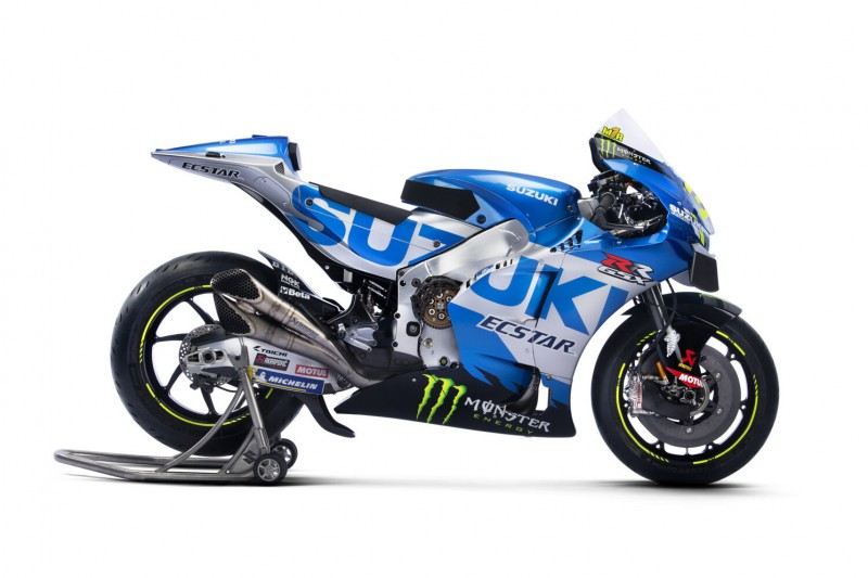 MotoGP-Technik: Suzukis Ride-Height-Device feiert am Wochenende Premiere