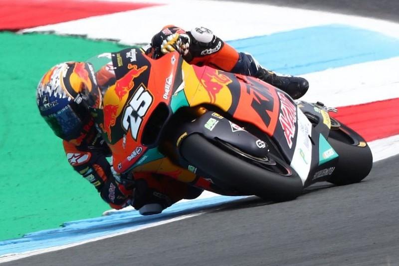 Pit Beirer stellt klar: MotoGP-Aufstieg von Raul Fernandez noch nicht fix