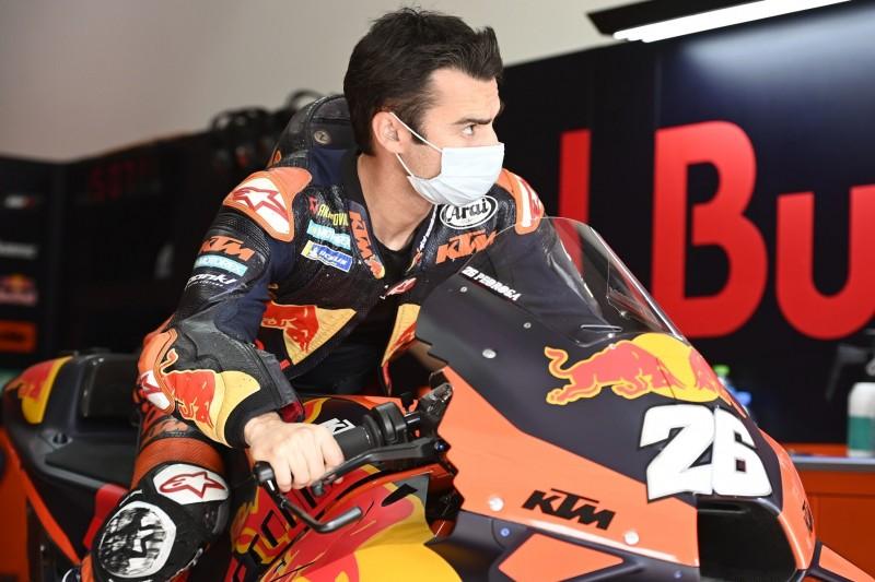 """""""Erfahrungen sammeln"""": Dani Pedrosa vor erstem Rennen mit KTM"""