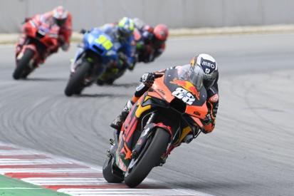 MotoGP-Liveticker Spielberg: Aprilia im Regen vorn, Nakagami Tagesschnellster