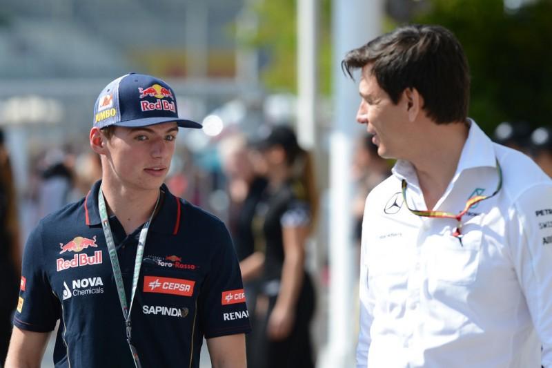 Max Verstappen: Das klingt nicht mehr nach Flirt mit Mercedes!