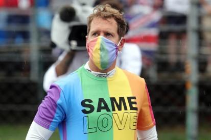 Sebastian Vettel: Warum sein Regenbogen-Shirt zum Problem wurde