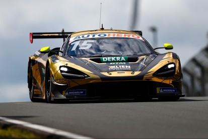 DTM-Training Zolder: Wetterchaos sorgt für viele Abflüge, McLaren-BoP geändert