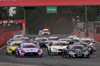DTM-Rennen Zolder 1: Abt-Audi-Duo setzt sich gegen cleveren Albon durch