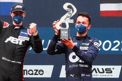 """Alex Albon trauert DTM-Sieg in Zolder nach: """"Die Strafe war ziemlich hart"""""""