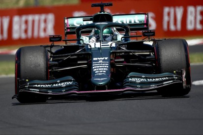 Aston Martin: Fast jedes Aerodynamikteil seit Saisonbeginn verändert