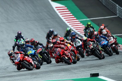 MotoGP Spielberg 1: Glück bei Feuerunfall, Martin feiert ersten Sieg