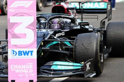 So erklärt Mercedes den Strategie-Fehler bei Lewis Hamilton