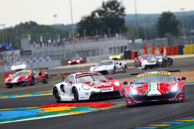 BoP 24h Le Mans GTE Pro: Mehr Leistung als 2020