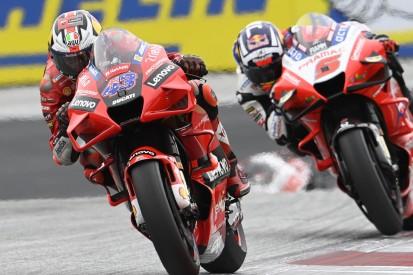 Bei Martin-Sieg in Spielberg: Womit seine Ducati-Kollegen zu kämpfen hatten