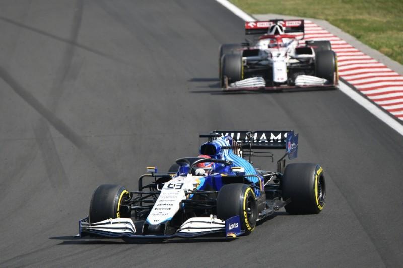 Alfa Romeo: Können Williams in der WM wieder überholen