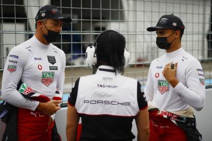 Formel E 2021/22: Lotterer und Wehrlein fahren weiter für Porsche