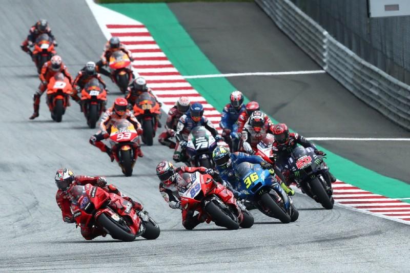 MotoGP Spielberg (2) 2021: TV-Übertragung, Zeitplan & Livestream