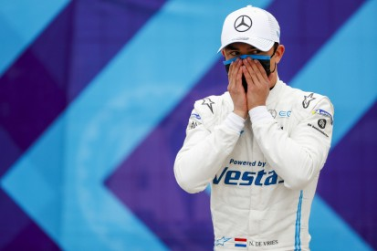 """""""Jeder hatte viele schlechte Tage"""": Nyck de Vries vor Formel-E-Showdown 2021"""