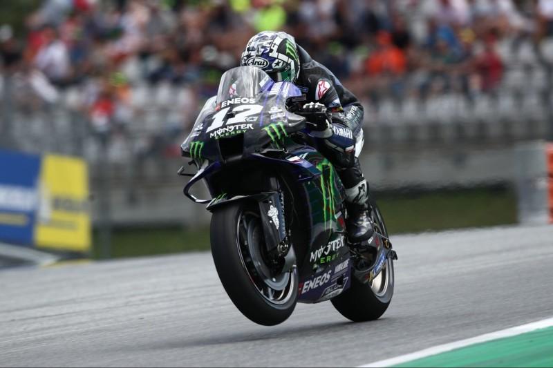 Yamaha suspendiert Maverick Vinales: Kein MotoGP-Start in Österreich