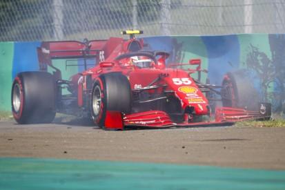 2,5 Millionen Euro Unfallschäden: Ferraris Problem mit der Budgetgrenze