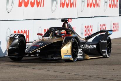 Formel E Berlin 2021: DS-Techeetah geschlossen in Startreihe 1