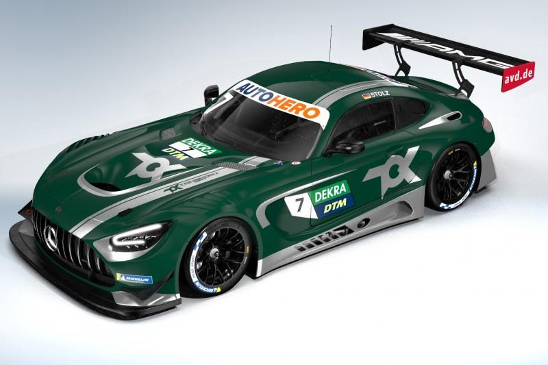 Toksport WRT plant Gaststart beim DTM-Wochenende auf dem Nürburgring