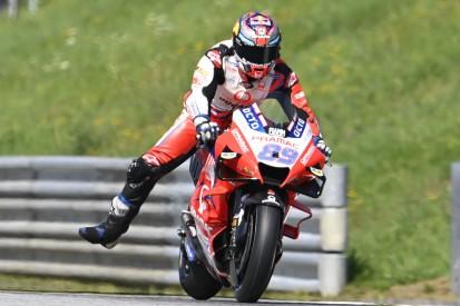 MotoGP-Qualifying Spielberg 2: Jorge Martin stürmt von Q1 auf Pole