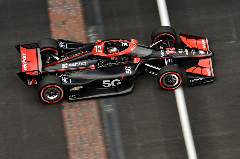 IndyCar Indianapolis-Rundkurs: Will Power siegt vor Romain Grosjean