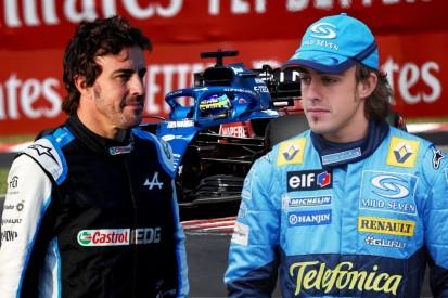 """Fernando Alonso: """"Würde mein 23-jähriges Ich einhändig besiegen"""""""