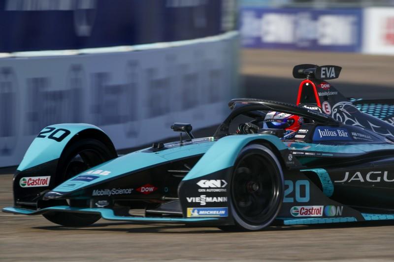 Formel E Berlin 2021: Pole für Vandoorne - Riesenchance für Evans