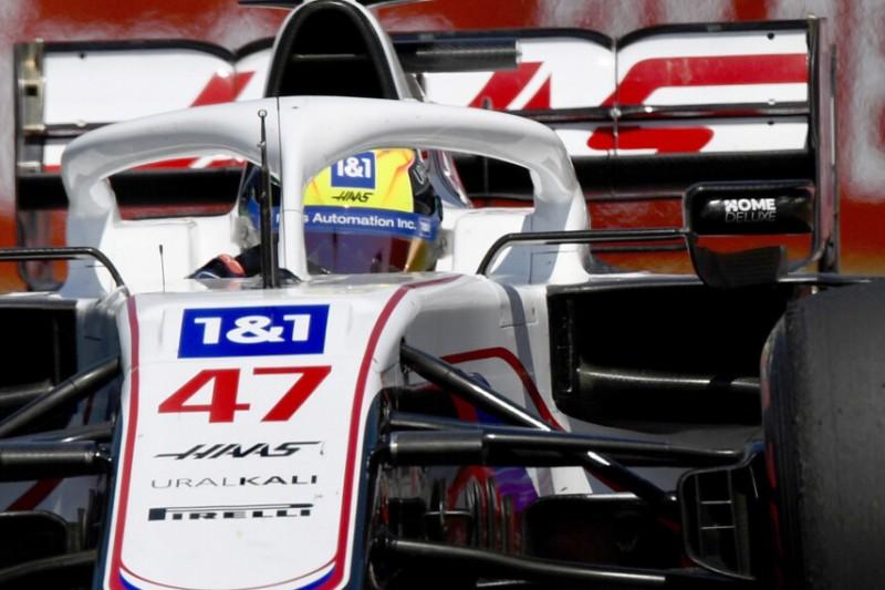 Ferrari mit Entwicklung von Mick Schumacher zufrieden