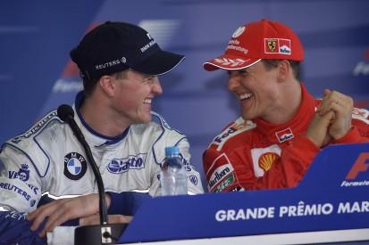 Nur eigene Teile bekannt: Auch Ralf gespannt auf Schumacher-Doku