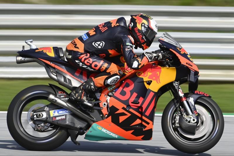 MotoGP Spielberg 2: Brad Binder gewinnt Flag-to-Flag-Krimi vor Ducati
