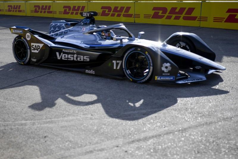 Formel E Berlin 2021: Mercedes-Pilot Nyck de Vries ist erster Weltmeister!