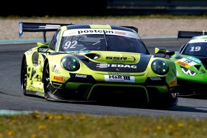 Sensation: SSR Performance sorgt am Nürburgring für Porsches DTM-Premiere