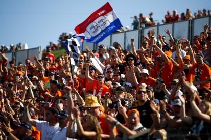 Auch ohne volle Tribünen: Formel-1-Rennen in Zandvoort findet statt