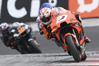 Iker Lecuona zeigt mit Slicks im Regen sein Talent - MotoGP-Verbleib gesichert?