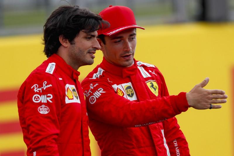 Mattia Binotto: Ferrari hat die beste Fahrerpaarung der Formel 1