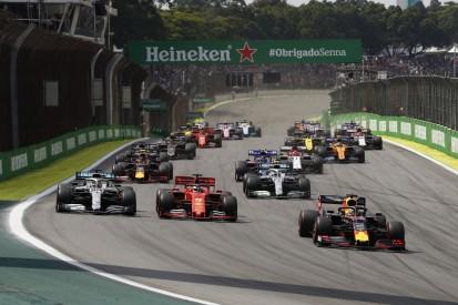 Brasilien vor Verschiebung des Formel-1-Rennens in Sao Paulo