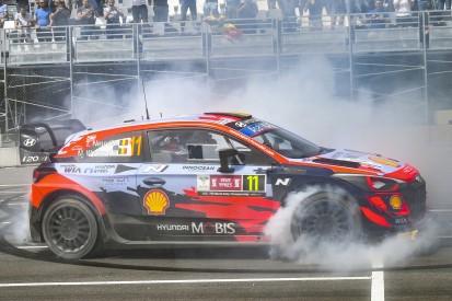 """WRC-Sieg lässt Hyundai aufatmen: """"Viele Menschen standen mächtig unter Druck"""""""