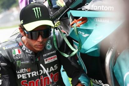 Valentino Rossi: Fühlt er sich anders als vor der Bekanntgabe des Rücktritts?