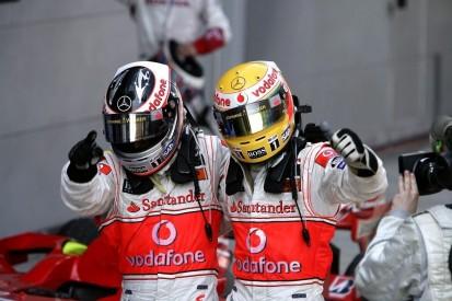 "Fernando Alonso: ""2007 kam Hamilton in die Formel 1 wie ein Tsunami"""