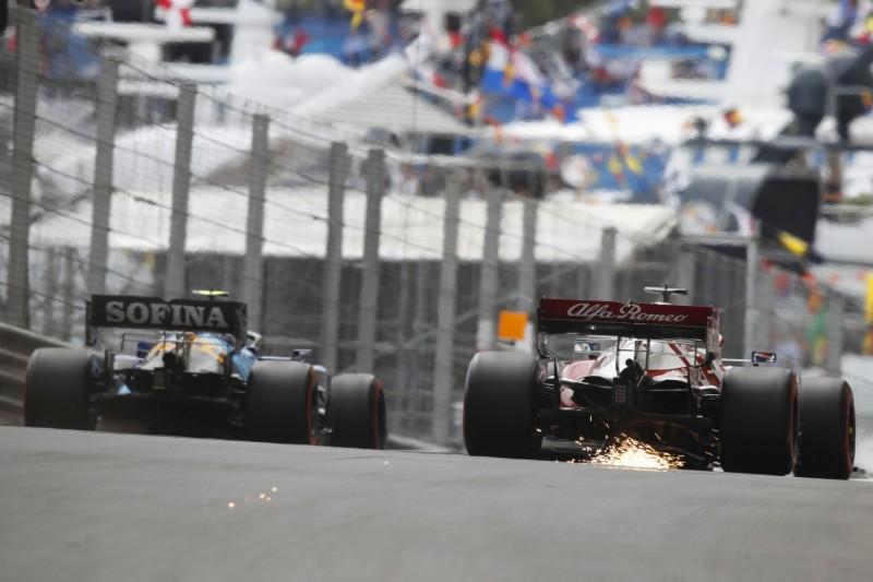 """Alfa Romeo mit Rückstand auf Williams: """"Hätte schlimmer kommen können"""""""
