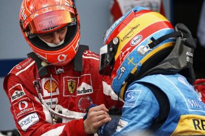 """Formel-1-Liveticker: Alonso: Habe von Michael Schumacher """"so viel gelernt"""""""
