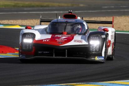 24h Le Mans 2021: Knappe Toyota-Bestzeit im 1. Training, LMP2 dran